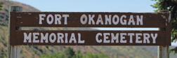 Fort Okanogan Memorial Cemetery